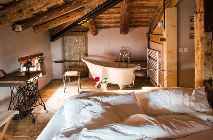 La Scuola Guesthouse, Venetien, Italien: Nostalgisches Boutique Hotel im romantischen Bergdorf
