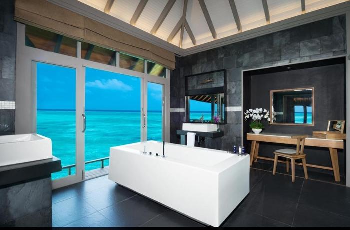 Unsere teuersten Hotels: Ein Strandbungalow miten im Haa Alif Atoll
