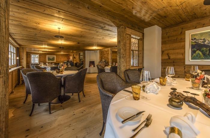 Silvester-Essen: Urige Gemütlichkeit im Restaurant des Boutique Hotel Bären Gonten
