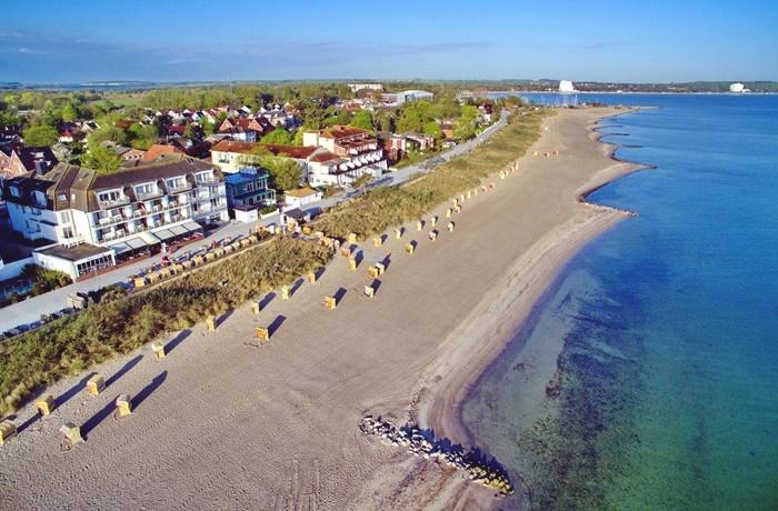 Sommerurlaub mit Pool & Strand: Mein Strandhaus - Friedrichruh, Deutschland, mit Pool, am Strand, Restaurant