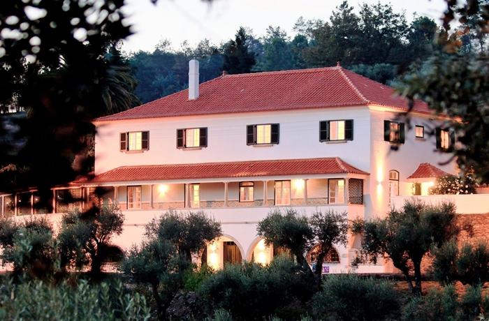 Hotels für die Flitterwochen: Ruhig und abgeschieden – die Quinta da Palmeira in Portugal