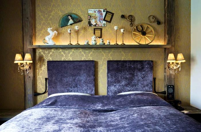 Boutique Hotel Träumerei #8 by Auracher Löchl, Tirol, Österreich: Uriges Ambiente, Vintage-Stil und traumhaft weiche Betten