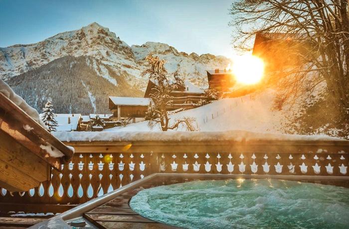 Art.Boutique.Hotel Beau-Séjour Champéry, Wallis, Schweiz: Alpiner Chalet-Chic und herzliche Atmosphäre