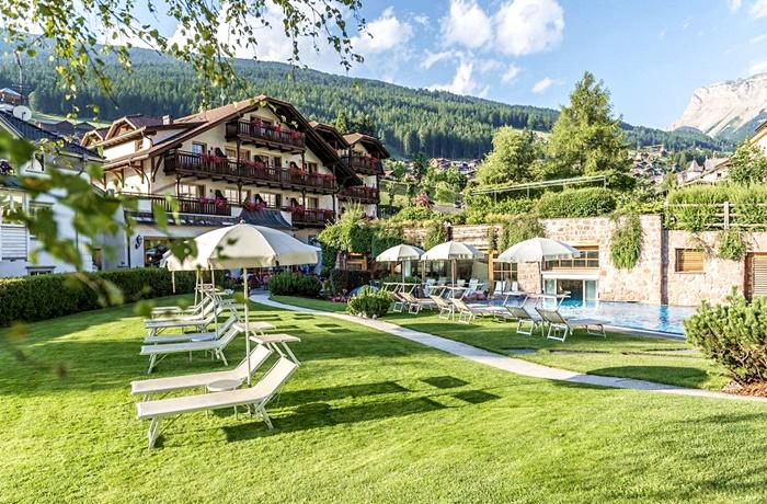 Hotel Angelo Engel, St. Ulrich Gröden, Italien