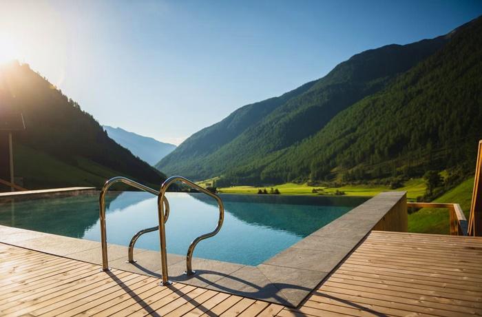Tonzhaus Hotel, Südtirol, Italien