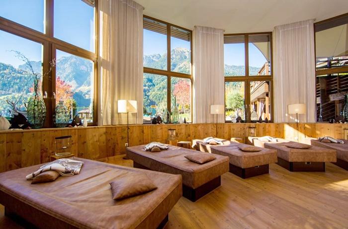 Andreus Golf & Spa Resort, Südtirol, Italien