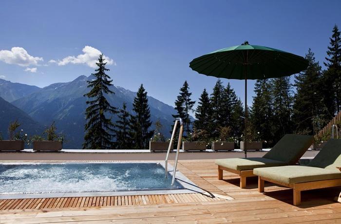 Spätsommer mit Panoramablick, NIDUM - Casual Luxury Hotel, Tirol, Österreich
