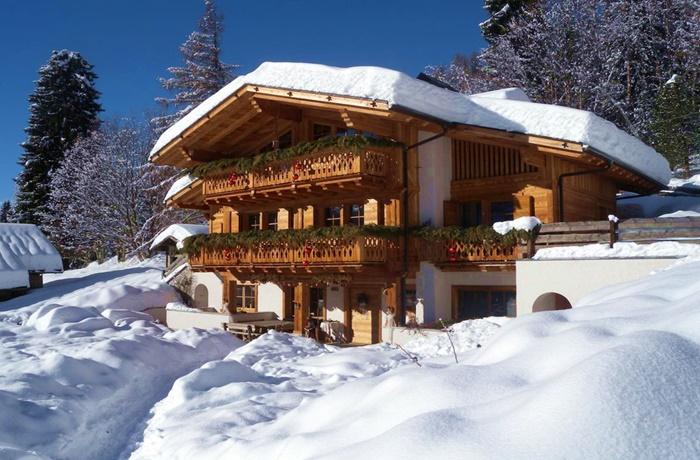 Fogajard Lovely Chalet, Südtirol, Italien: Liebevoll eingerichtetes Chalet mit atemberaubender Kulisse