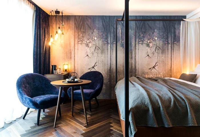 SILENA, the soulful hotel, Südtirol, Italien: Gemütliche Ruheoase mit Panorama-Sauna im Südtiroler Pustertal
