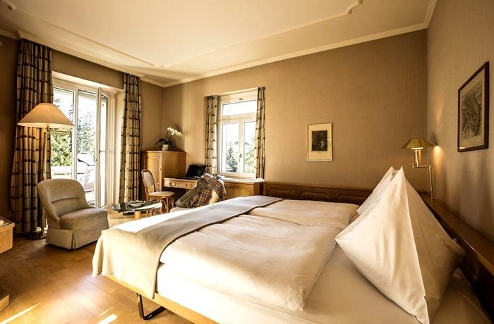 Romantik Hotel Schweizerhof, Graubünden, Schweiz: Romantisches Hideaway mit herzlichem Service in den Schweizer Bergen