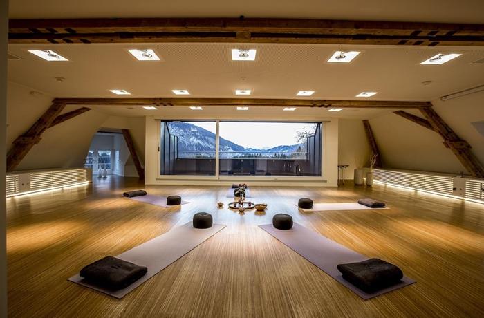 Relaxmomente und Entspannung finden viel Platz im Romantik Hotel Schweizerhof