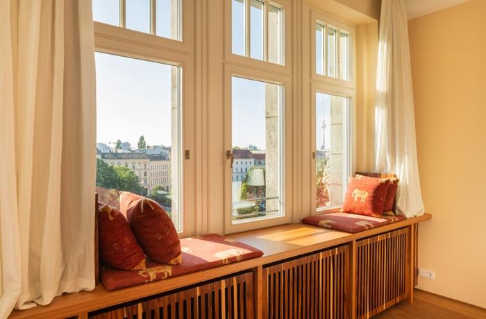 Städtetrips im Frühling: Hotels in Berlin, Orania.Berlin, Deutschland, direkt in der Stadt, 5 Sterne, Luxus
