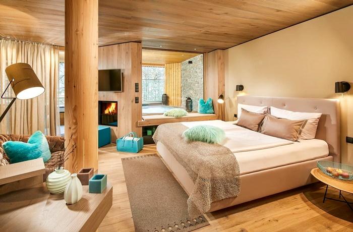 Naturhotel Waldklause, Tirol, Österreich: Entspannung und Wellness inmitten der Tiroler Waldlandschaft