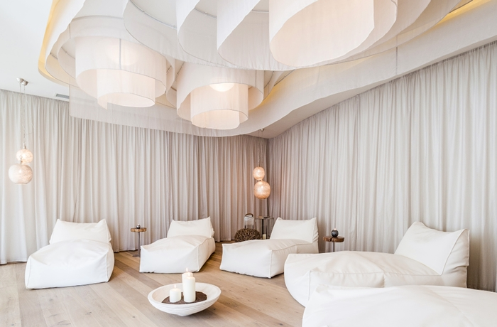 Sonnen Resort in Naturns: Harmonisches Konzept & fantastisches Design im Spa
