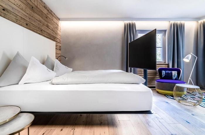 Sonnen Resort in Naturns: Ausgewähltes Interieur & gemütliche Atmosphäre – so sehen die Zimmer & Suiten aus