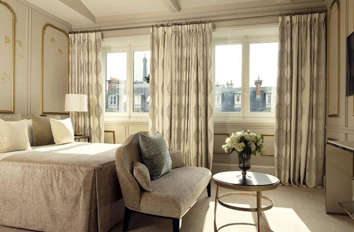 Städtetrips im Frühling: Hotels in Paris, Le Narcisse Blanc, Frankreich, 5 Sterne, Boutique- und Designhotel