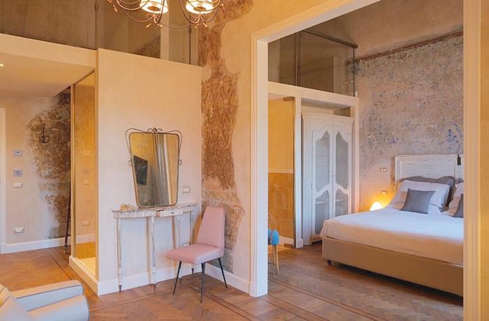 Unglaublich, aber wahr: Das Residenza La Musa Amarcord gehört zu den günstigen Hotels in Florenz, bietet aber luxuriöse Zimmer