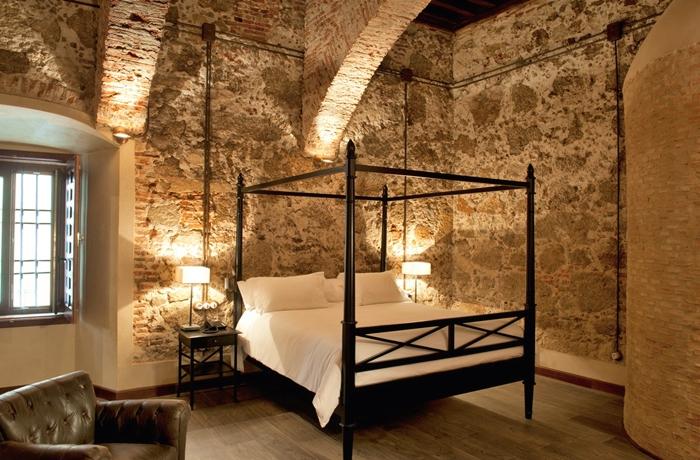 Hotels für die Flitterwochen: Herrschaftliche Atmosphäre, typisch für historische Hotels in Spanien
