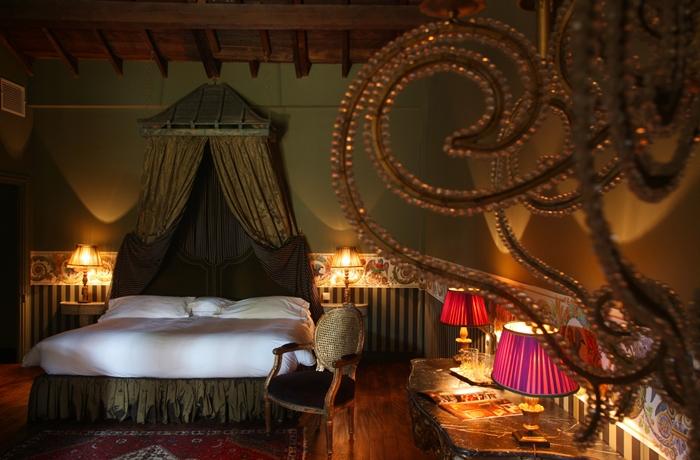 Hotels für die Flitterwochen: Kuschelatmosphäre im romantischen Hotel Jardins Secrets