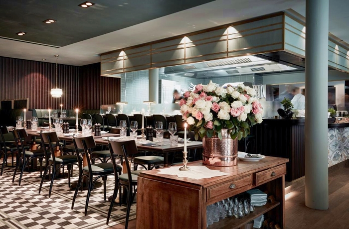Silvester-Essen: Das stylishe Designhotel Tortue in Hamburg bietet auch für Nicht-Hotelgäste Silvestertickets an.