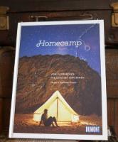 Bücher Gewinnspiel: Blog, Reisen, Homecamp, camping, Inspiration, Aufbrechen in die Natur