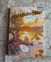 Bücher Gewinnspiel: Blog, Reisen, Die entspannten Städte in Europa, Stadtreise, Inspiration, Europa
