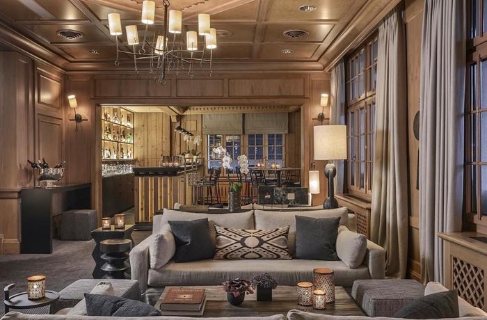 Unsere teuersten Hotels: Urgemütliche Chalet-Atmosphäre im Hotel Park Gstaad