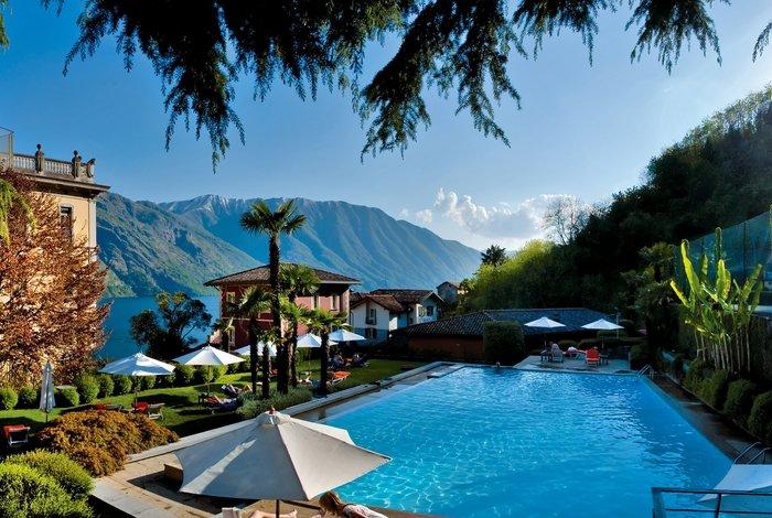 Grand Hotel Tremezzo, Lombardei, Italien