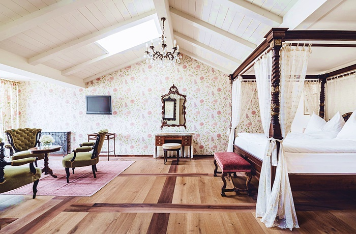 Relais & Chateaux Hotel Castel Fragsburg, Meran, Italien