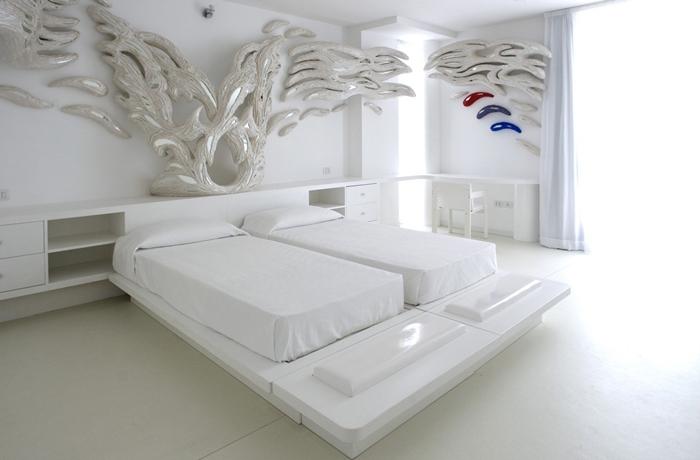 Inspiration: minimalistische hotelbilder