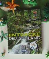 Bücher Gewinnspiel: Blog, Reisen, Entdecke Deutschland, camping, Inspiration, Aufbrechen in die Natur