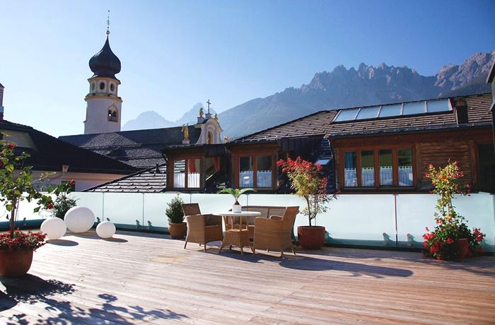 Boutique & Gourmet Hotel Orso Grigio, Innichen, Italien