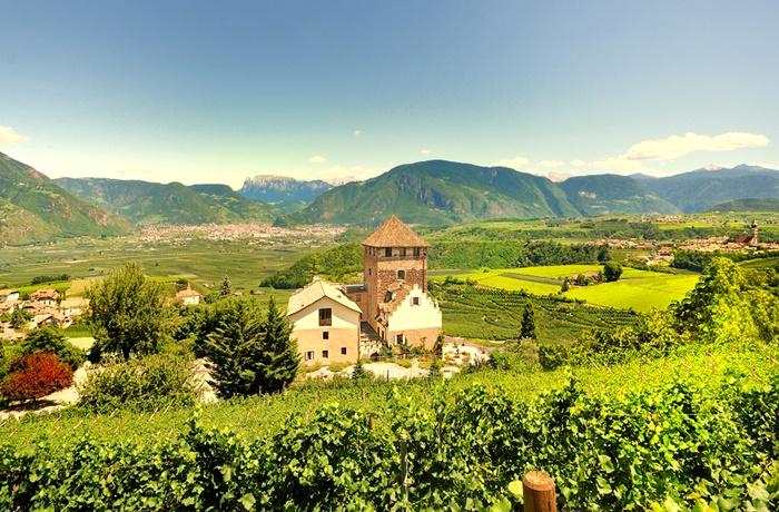 Wandern, Wein und Wellness: Top 15 Hotels in Südtirol - Schloss Hotel Korb, Eppan, Italien