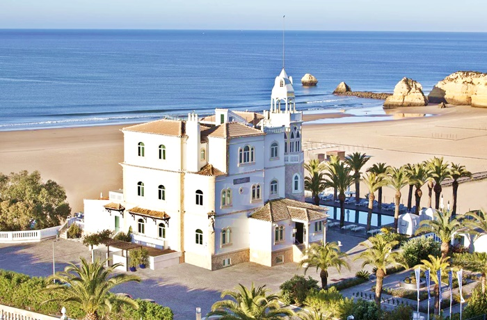 Adults Only Hotel: Hotel am Traumstrand mit Meerblick, Bela Vista Hotel & Spa, Algarve, Portugal