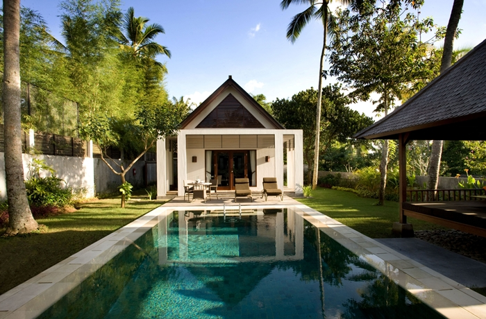 Hotels mit Privatpool auf der Trauminsel Bali: Das The Samaya Bali-Ubud