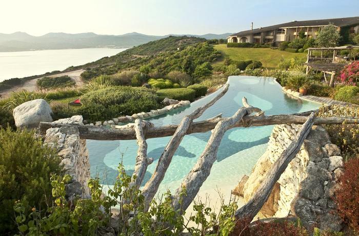 Hotel U Capu Biancu, Korsika, Frankreich