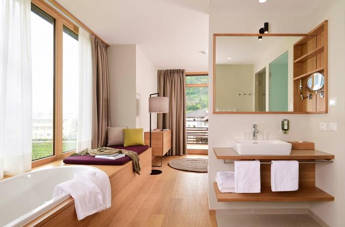 Hotel Schwarzschmied, Südtirol, Italien