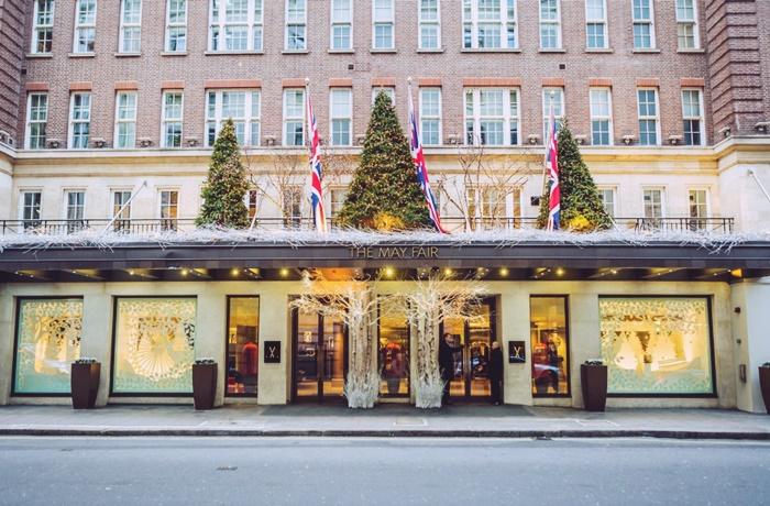 Städtetrips im Frühling: Hotels in London, The May Fair Hotel, Großbritannien, 5 Sterne, Boutique- und Designhotel