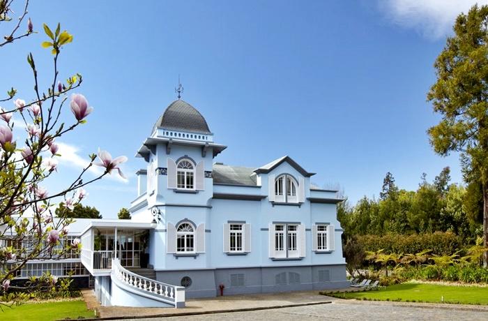 Das Hotel Porto Bay Serra Golf: Historische Villa mit viel Charme und nettem Service