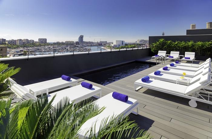 Stadthotel H10 Port Vell in Barcelona