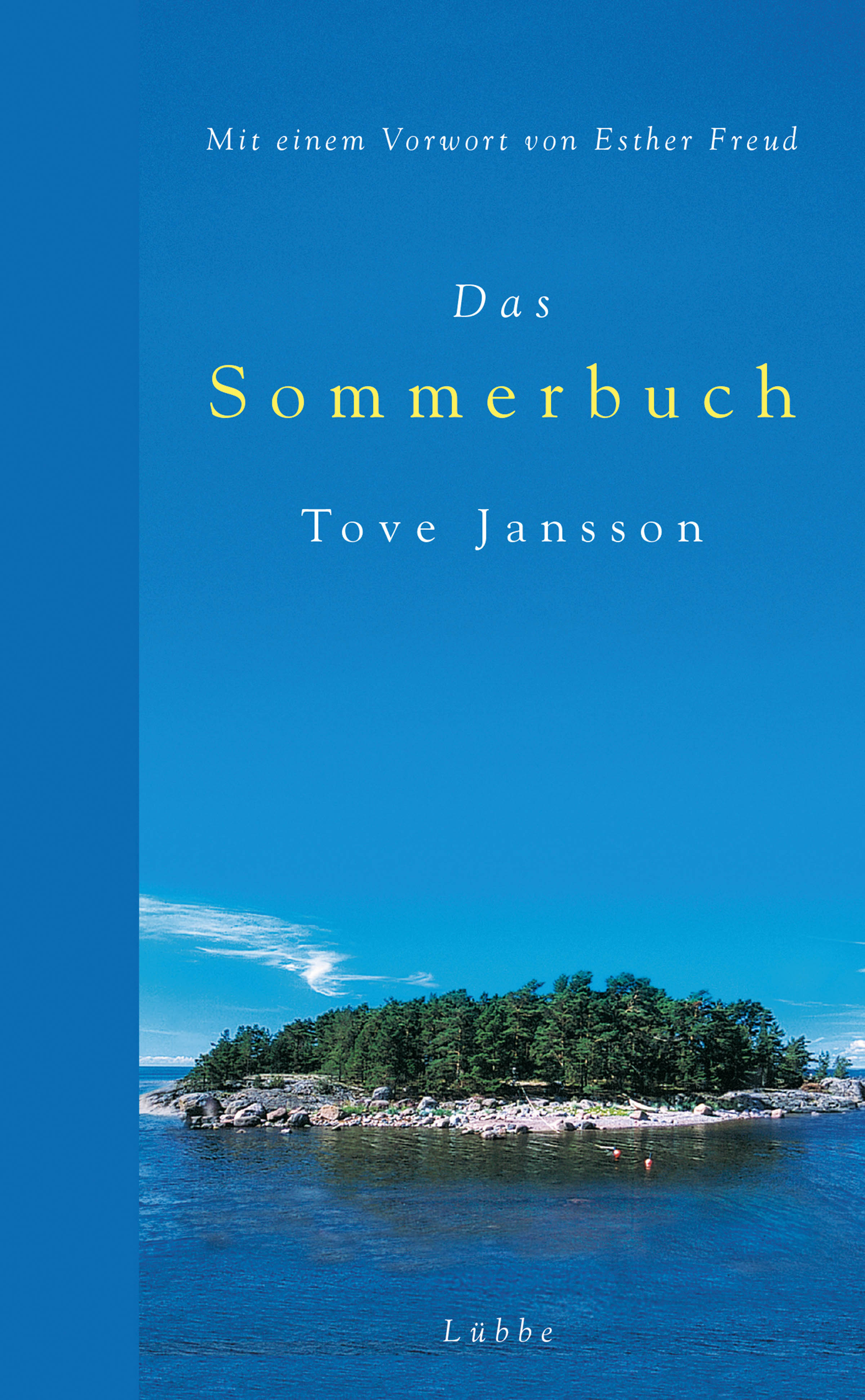 Buchtipp: Das Sommerbuch von Tove Jansson
