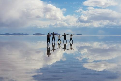 Andreas Menn_Salar de Uyuni_größter Salzsee der Welt, Anden, Bolivien