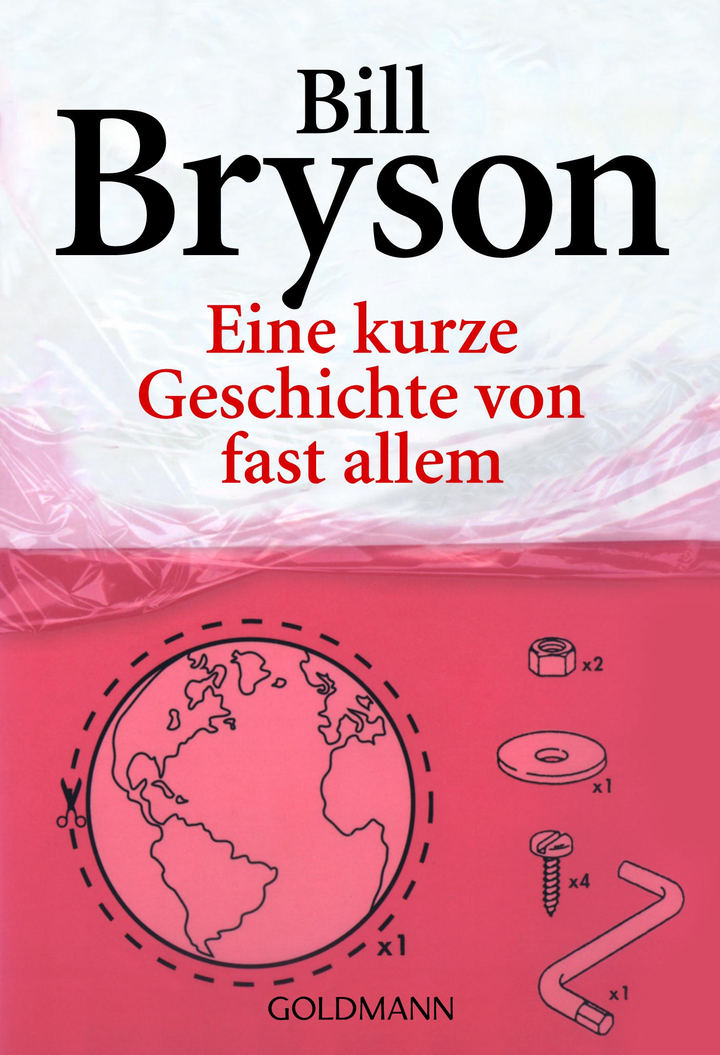 Urlaubslektüre: Eine kurze Geschichte von fast allem von Bill Bryson