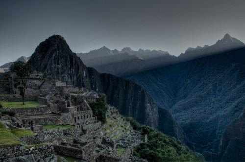 Christoph Schlatter_Machu Picchu, Peru