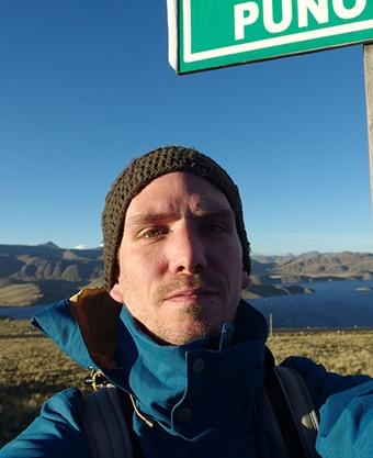 Die Top 50 männlichen Reiseblogger, Daniel Tischer von Southtraveler
