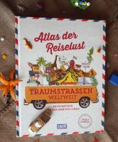 Bücher Gewinnspiel: Blog, Reisen, Atlas der Reiselust, Traumstrassen Weltweit, Inspiration