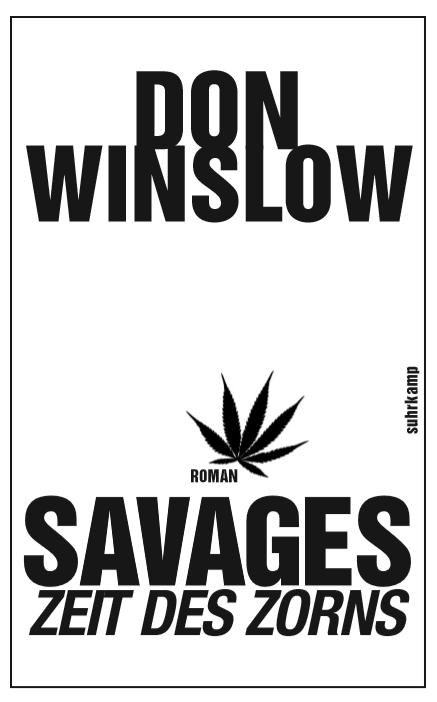 Urlaubslektüre: Zeit des Zorns von Don Winslow