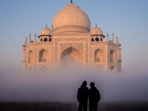 Dr. Luc Meriochaud_Taj Mahal, Indien