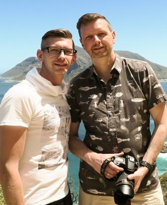 Die Top 50 männlichen Reiseblogger, Holger Petersen & Gunnar Pfeiffer von Travellersdelight