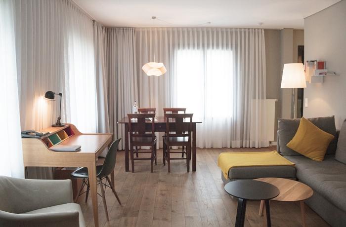 Hotelcheck im Hotel Wedina, Hamburg: Die Apartments eignen sich auch für Selbstversorger